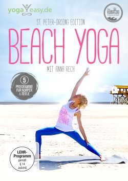 Beach Yoga DVD_2D Cover